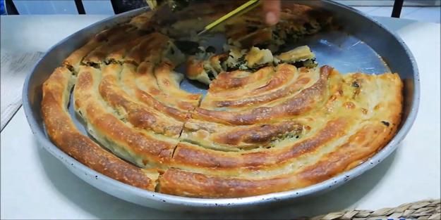 Boşnak Böreği nasıl açılır? Boşnak Böreği hamuru malzemeleri