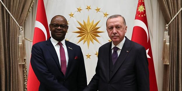 Böyle duyurdu: Türk mallarına ihtiyacımız var