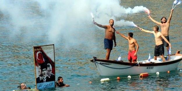 Böyle olur CHP'li belediyenin kutlaması!
