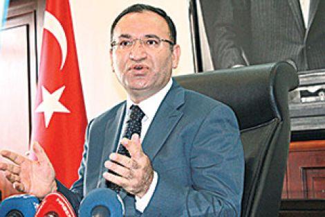 Bozdağ: Yeni anayasa defterini kapatmadık