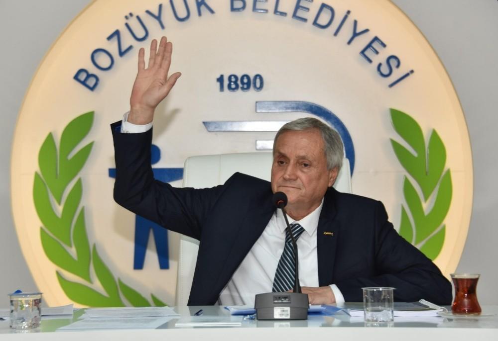 Bozüyük Belediye Meclisi ilk toplantısını yaptı