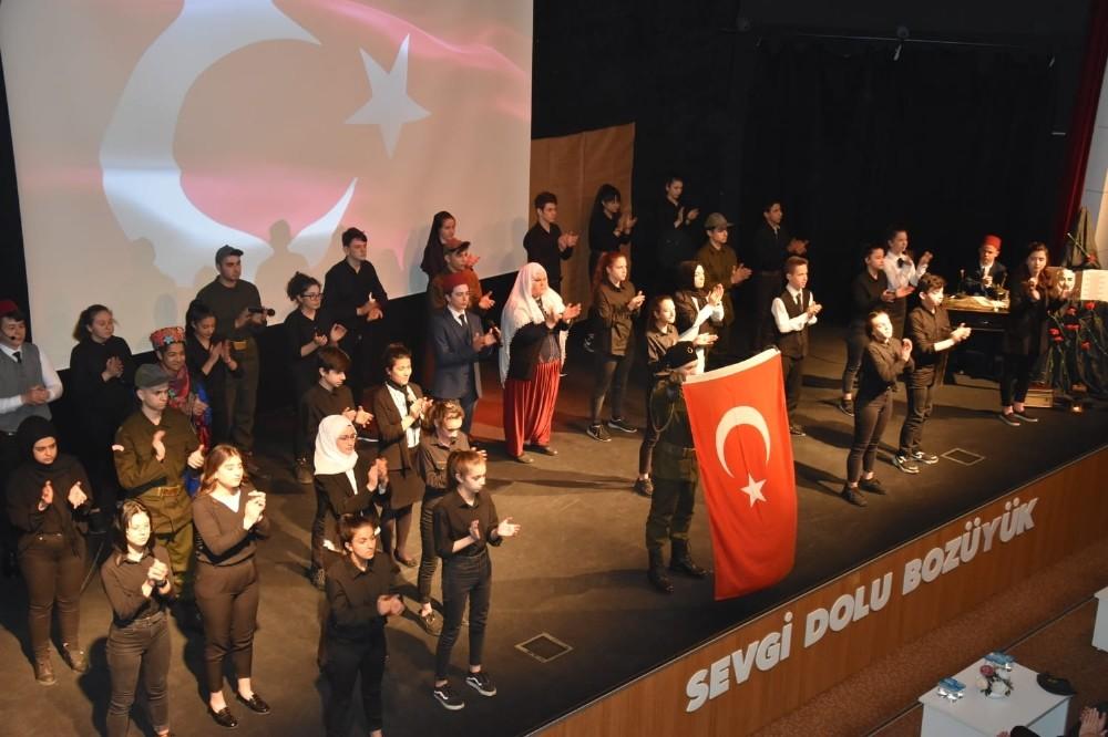 Bozüyük'te 12 Mart İstiklal Marşı'nın kabulü ve Mehmet Akif Ersoy'u Anma Günü