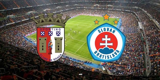 Braga Slovan Bratislava maçı ne zaman saat kaçta hangi kanalda? UEFA Avrupa Ligi K Grubu