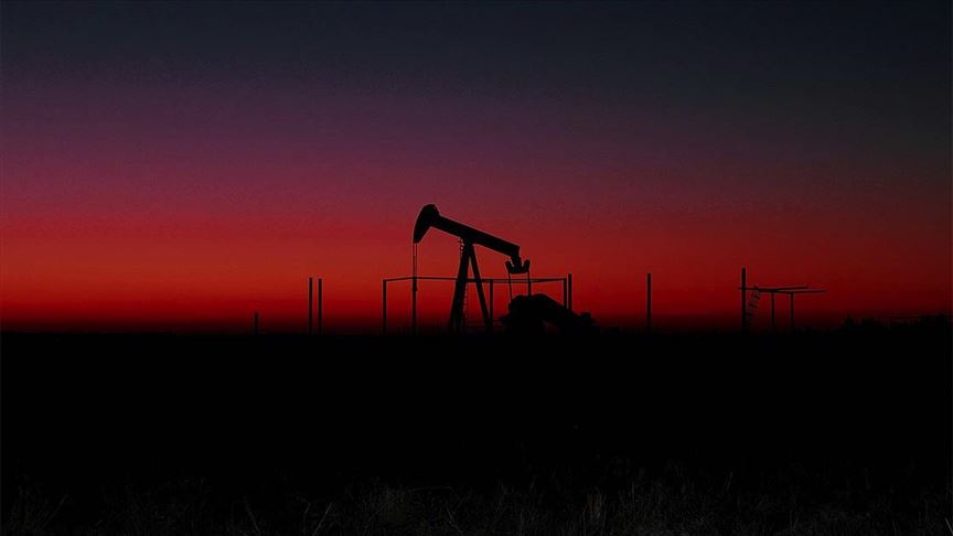 Brent petrolün varili 34,80 dolar