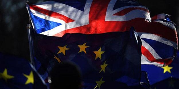 Brexit sonrası AB ve İngiltere anlaştı