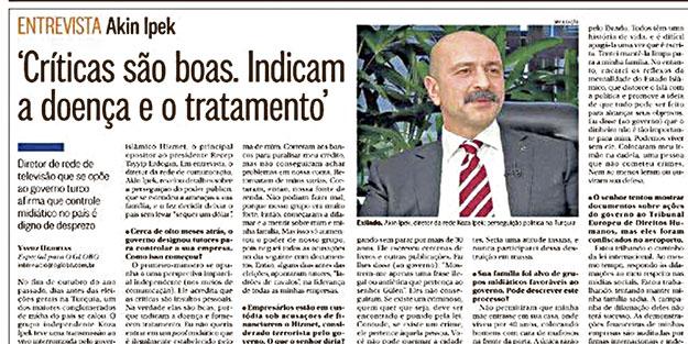 Brezilya, FETÖ'cü hainlerin kıskacında!