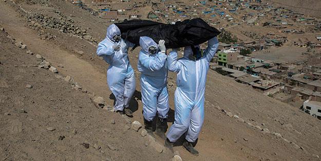 Brezilya ve Meksika'da koronavirüs bilançosu korkutan rakamlarla ağırlaşıyor
