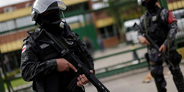 BREZİLYA'DA ÇATIŞMA: EN AZ 11 ÖLÜ VAR!