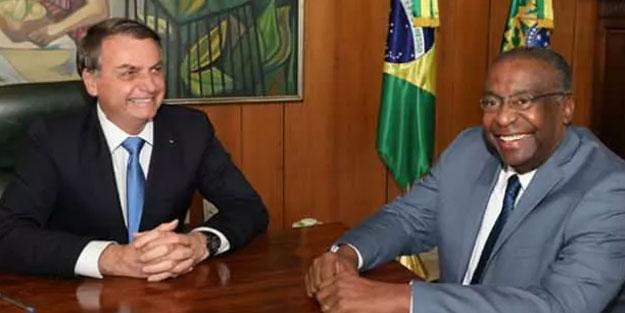 Brezilya'da Eğitim Bakanı 5 gün içinde istifa etti