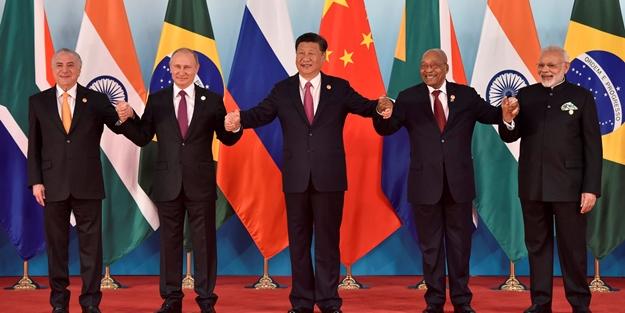 BRICS ülkelerinden Erdoğan'a özel davet!