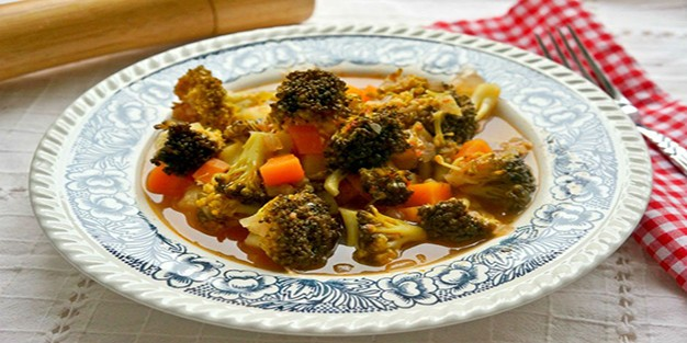 Brokoli yemeği tarifi | Brokoli yemeği nasıl yapılır?