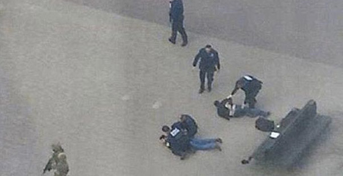Brüksel'de terör saldırısı sonrası polis operasyonlara başladı