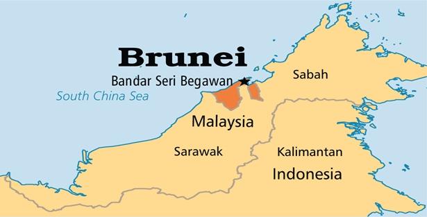 Brunei'de şeriata geçildi | Brunei neresidir?