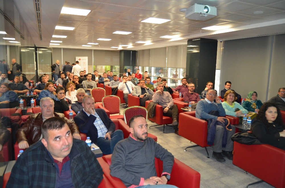 BTO'dan üyelerine E-Ticaret eğitimi