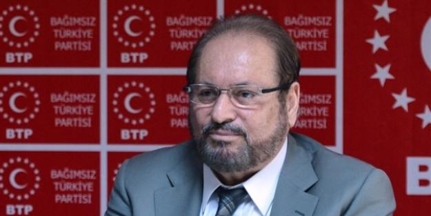BTP Trabzon belediye başkan adayları 2019