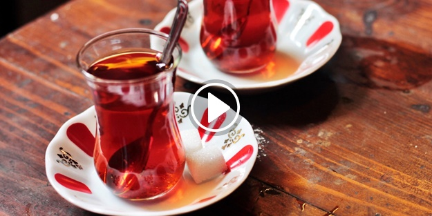 Bu çay bildiklerinizden çok farklı! Bakın neden...