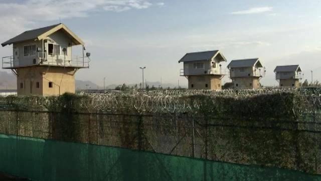 Bu da Afganistan'daki Guantanamo
