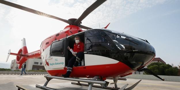 'Bu doktor uçmayı çok seviyor'