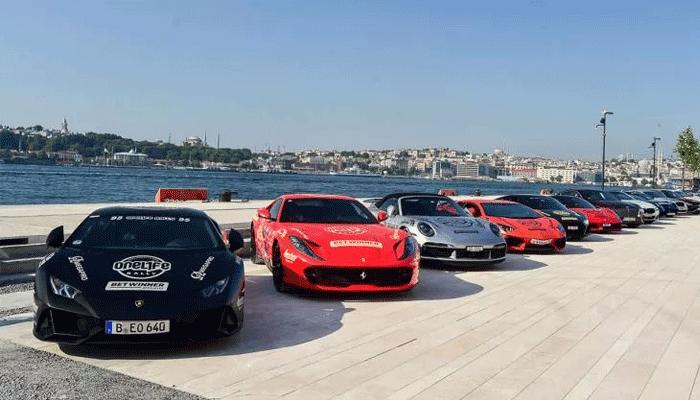 Bu görüntüler İstanbul'da çekildi!