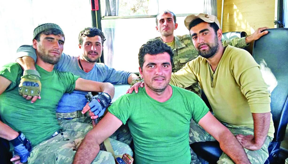 Bu imanlı kahramanlar Ermenileri ezip geçti!