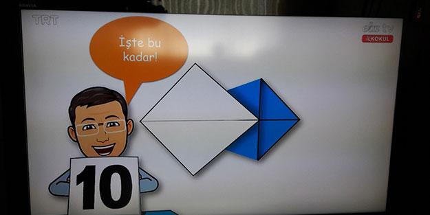 Bu kadar benzerlik boşuna değil! EBA TV'de İmamoğlu propagandası