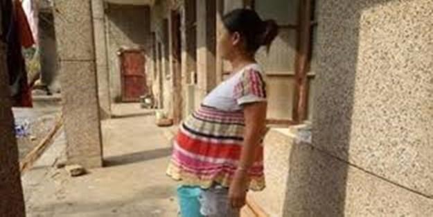 Bu kadın 17 aydır çocuğunu doğuramadı!