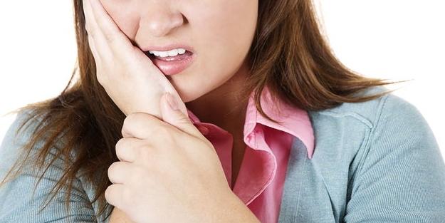 Diş ağrısından kurtulmak için...