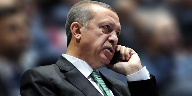 Bu kez Erdoğan aradı! Oy için teşekkür etti