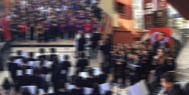 Bu nasıl yönetmelik, bu nasıl kafa! 10 Kasım törenine katılmayan öğrenciye tehdit