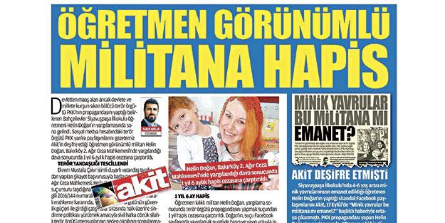 Bu PKK yandaşları kamudan atılacak mı?