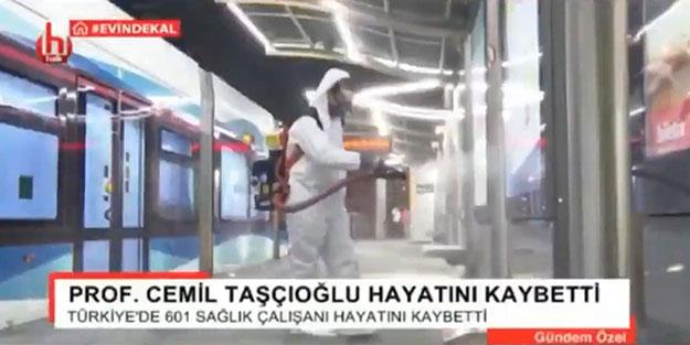 Bu ülkeye bu kadar mı düşmansınız? CHP'nin kanalı Halk TV'den sağlıkçılarla ilgili akılalmaz yalan!