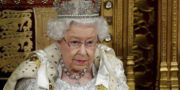 Buckingham Sarayı'nda kırmızı alarm! Kraliçe Elizabeth'e virüs bulaştı iddiası