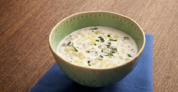 Buğday çorbası nasıl yapılır? Yoğurtlu sıcak buğday çorbası tarifi