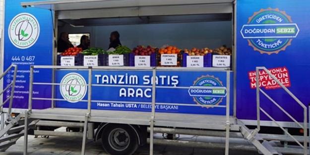 İşte İstanbul'da tanzim satışların yapılacağı yerler!