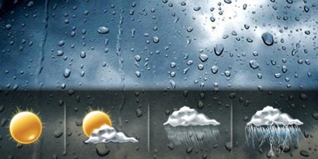Bugün dolu var mı? Dolu yağacak mı? Meteoroloji hava durumu