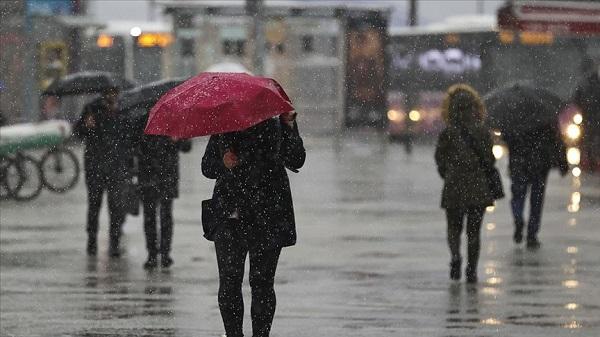 Bugün İstanbul'da hava nasıl olacak? İstanbul hava durumu