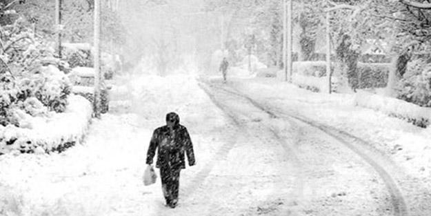Bugüne dikkat! Meteoroloji'den Marmara'ya kar uyarısı