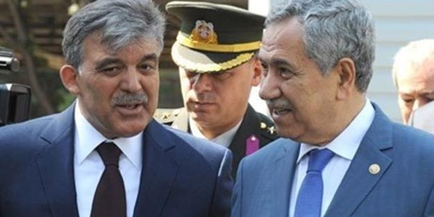 Bülent Arınç, Abdullah Gül'e sitem etti