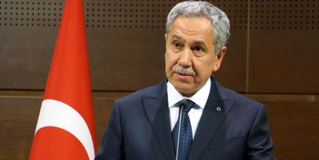 Bülent Arınç 'parti kuracak' iddialarına cevap verdi
