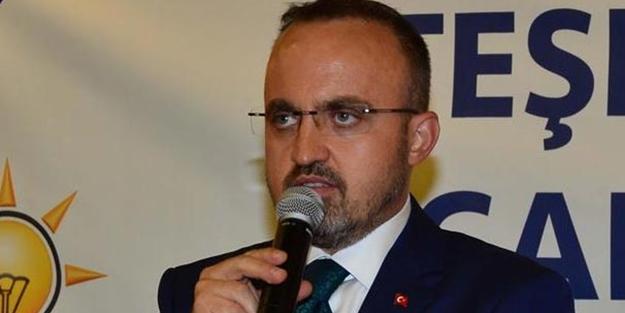 Bülent Arınç'a AK Parti'den bir tepki daha!