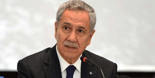 Bülent Arınç'a MHP'den tepki, CHP'den destek!