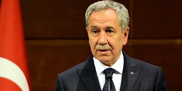 Bülent Arınç'tan HDP'ye sert tepki!