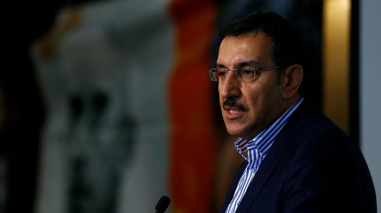 Bülent Tüfenkci Suudi Arabistan Büyükelçisi'ni kabul etti