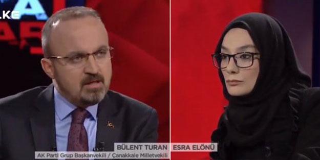 Bülent Turan'dan özeleştiri: AK Parti'de bu isimlerden kurtulmamız lazım!
