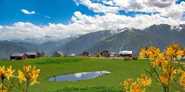Bulutlara komşu bir yayla Badara Türkiye'nin en çok ziyaret edilen yaylası Badara Badara Yaylası nerede? Badara Yaylası'nın özellikleri