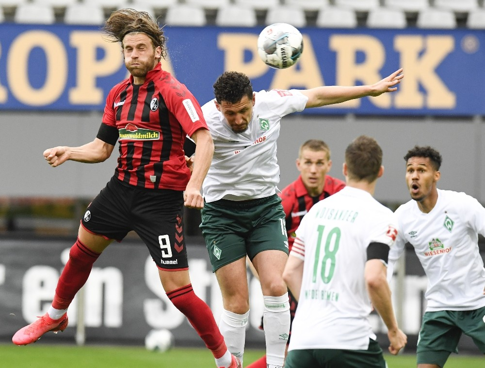 Bundesliga: Freiburg: 0 - W.Bremen: 1