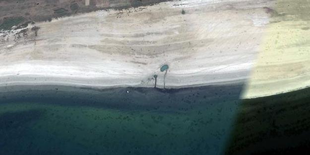 Burdur Gölü'nde tehlike çanları çalıyor