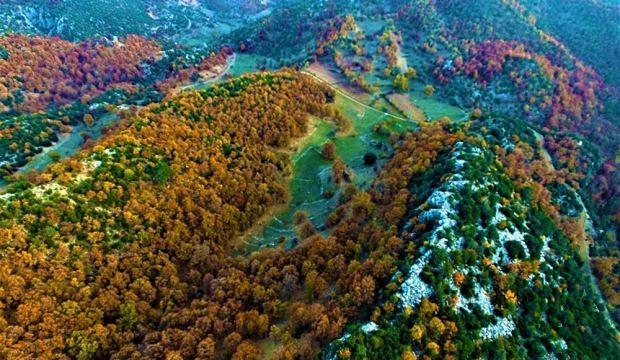Burdur'da bir doğa harikası: Karanlıkdere Kanyonu Tabiat Parkı