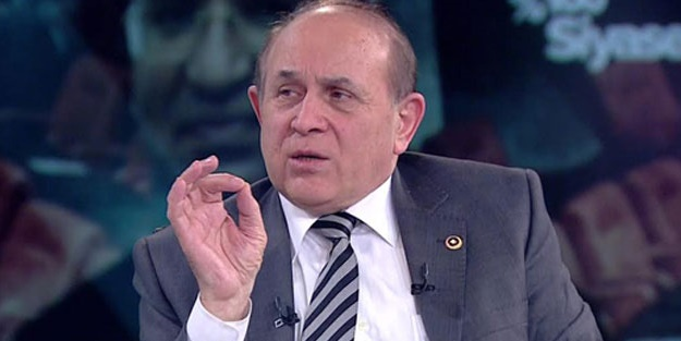 Burhan Kuzu Ortadoğu'nun en tehlikeli adamını açıkladı
