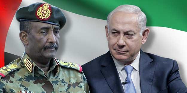 Burhan'dan şok eden açıklama: Netanyahu görüşmesi için istihare yapmış!